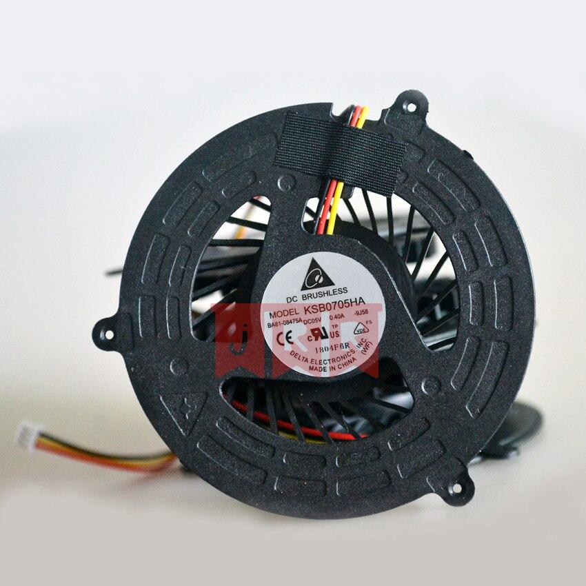 Marque Nouvelle pour ACER 5750 5755 5350 5750G 5755G V3-571G V3-571 E1-531G E1-531 E1-571 ordinateur portable cpu ventilateur de refroidissement refroidisseur KSB06105HA AJ83