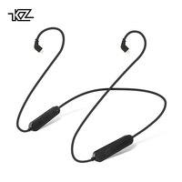 AK KZ Беспроводной Bluetooth кабель KZ обновления провод модуля с 2PIN/разъем MMCX для KZ ZS10/ZS6/ZS5/Знч/ZS7/AS06/AS10/ZSN CCA TRN
