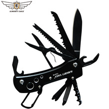Фотография ALMIGHTY EAGLE Multifunction Knife portable tools Outdoor Scissors Screwdriver Pocket tool Swiss style Camping Multi-use