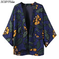 Long Sleeve Blusas Femininas 2016 Cardigan Vintage Kimonos Ladies Office Chemisier Femme Party Shirts Work Women Clothing BEI01
