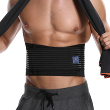 Waist Trimmer Belt Adjustable font b Weight b font font b Loss b font Waist Trainer