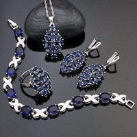 925-Sterling-Silver-Party-Jewelry-Sets-Blue-Cubic-Zirconia-Earrings-Pendant-Necklace-Ring-Bracelet-For-Women.jpg_200x200