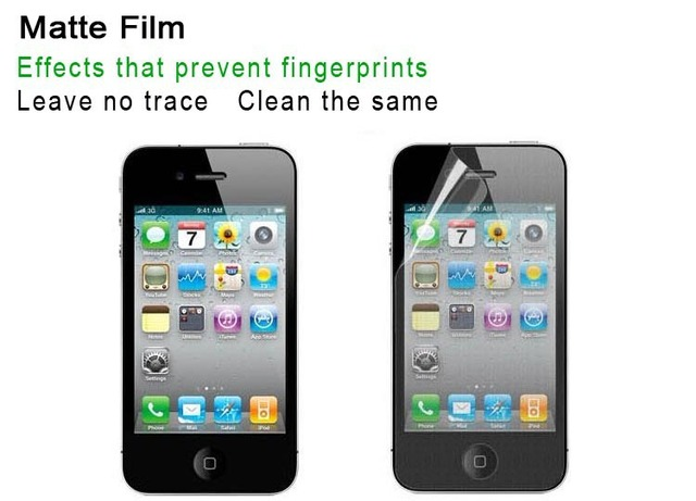 M029 Screen Film Protector Lcd Glare Matte 1pcs Phone Mobile Anti r4xqwArCT