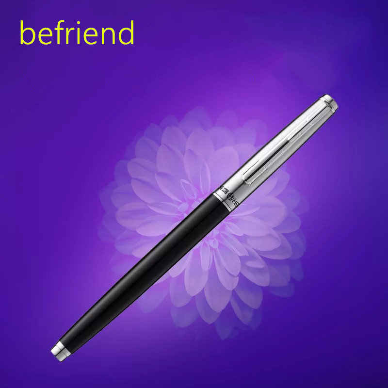 Brand Ink Pen Fountain Pen Hero 0.5mm Iraurita Nib Gifts for Student Metal+Plastic Pens Caneta Stationery Office School Supplies  victorinox victorinox 5 3813 18