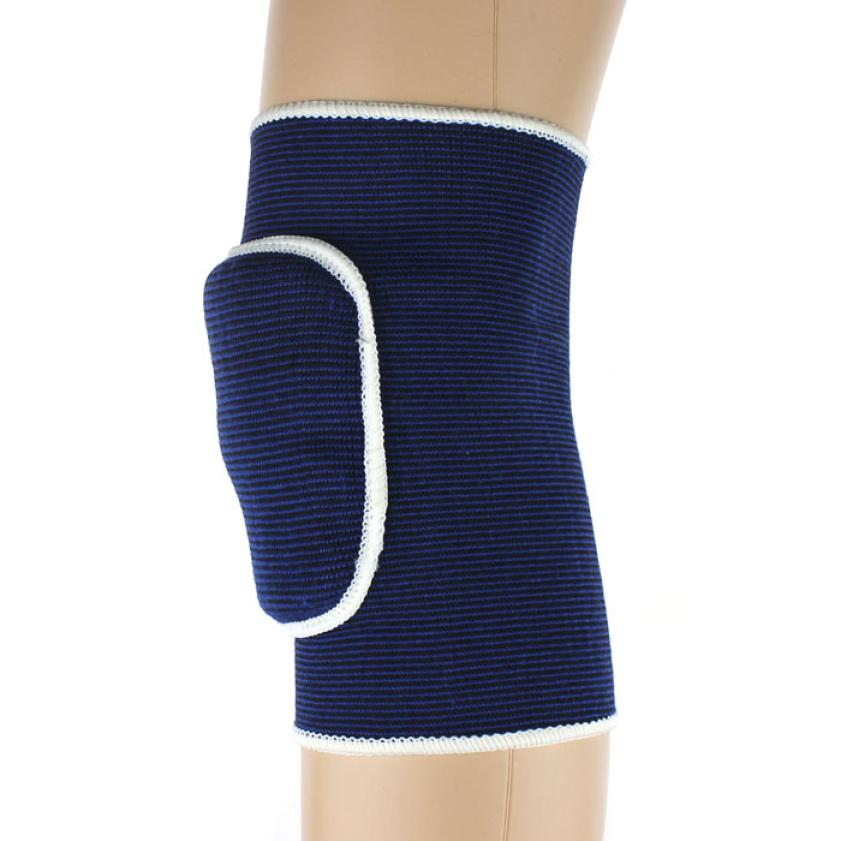 Yimistar #4066D high quality Sexy Gym Knee Protector Sports Tendon Training Elastic Knee Brace Supports free shipping