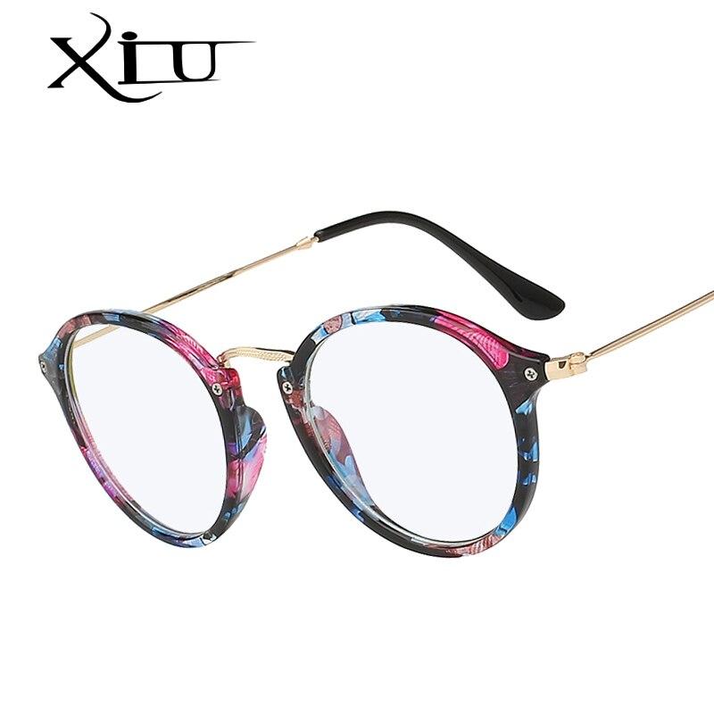 2c29e640ad49b XIU Moda Óculos Mulheres Homens Clássico Oval Retro Vintage Shades Óculos  de Marca óculos de Sol