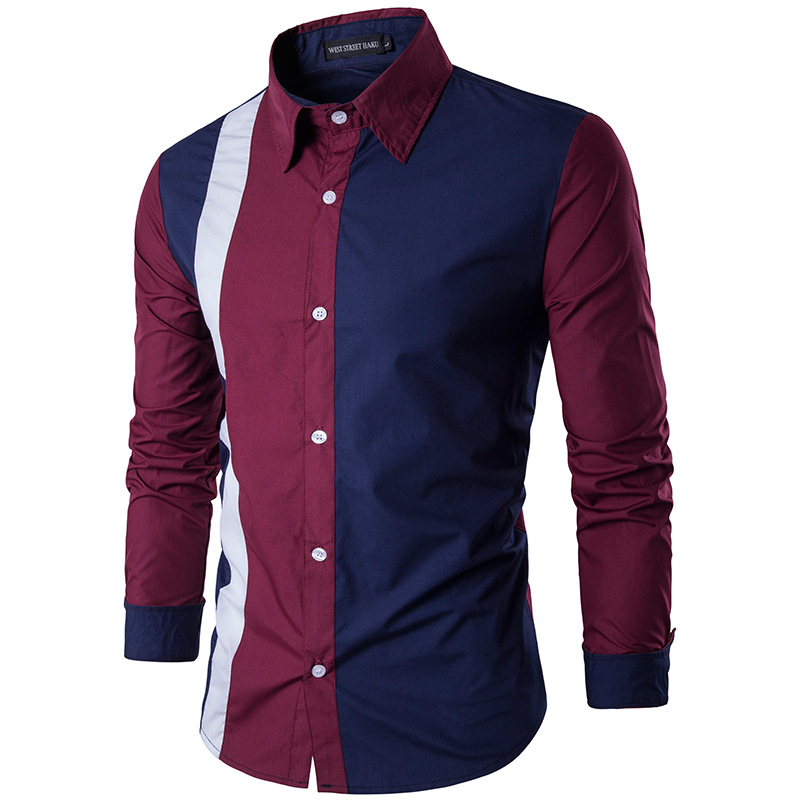 Zogaa 2019 Hot New Spring Autumn Men Long Sleeve Shirt Cotton Samrt Business Office Men's Full Sleeve Fitness Men's Dress Shirts