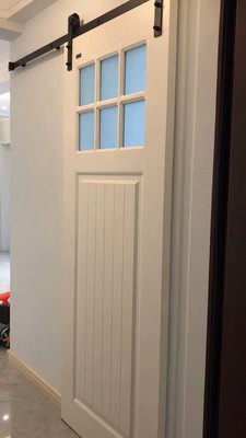 Russian Wood Sliding Door Barn Track Hardware Barn Door Rail Hardware American Sliding Door Track Kit Barn Door System Slide Kit