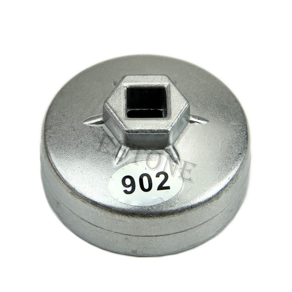 902 Type 14 Flutes Cap Style Oil Filter Wrench 67mm Inner Dia For Ford