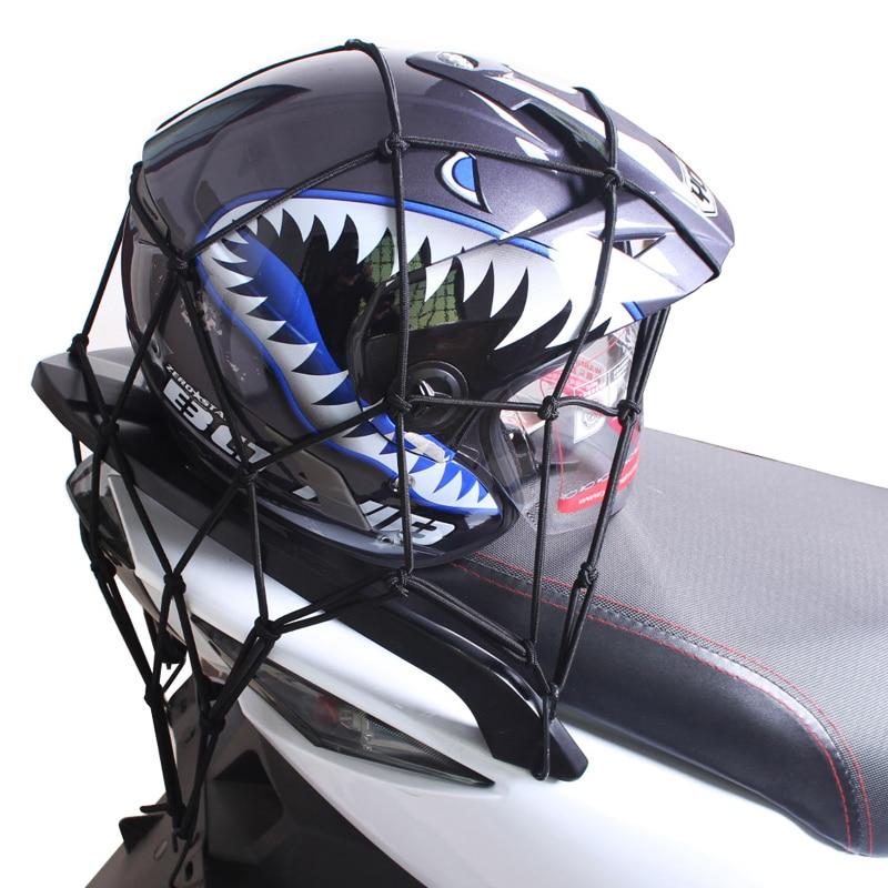 40 40cm <font><b>Motorcycle</b></font> Tank Net Hold Down Bike / ATV Hooks
