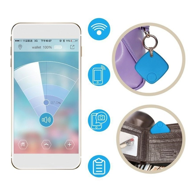 Small Lovely Tracker Smart Finder Bluetooth Tracking