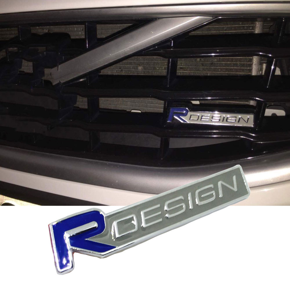 Buy volvo car emblem r design and get free shipping on aliexpress com