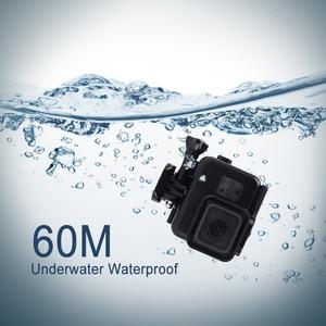 Image 5 - 60 M Lặn Chống Nước Cho Gopro Hero 7 6 5 Đen Camera Hành Động Dưới Nước Nhà Ở Dành Cho Đi Pro anh Hùng 6 5 Phụ Kiện