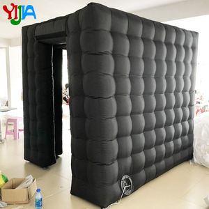 Image 3 - Hoge kwaliteit custom wedding party opblaasbare photobooth led photo booth tent