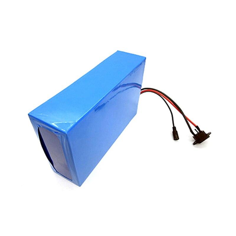 Batterie de vélo électrique 1000w 48v batterie/48 V 20Ah pour 48v Bafang/8fun 1000 w/750 w moteur d'entraînement central/central avec BMS et chargeur - 2