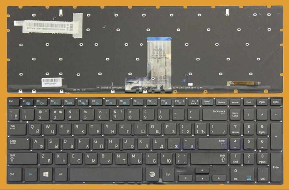 New Laptop keyboard for Samsung 680Z5E NP680Z5E 870Z5E NP870Z5E RU  Russian layout new laptop keyboard for samsung np700z5a np700z5c np700z5b ru russian layout
