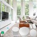100% original xiaomi smart home kit, manera de la puerta inteligente multifuncional, conmutador inalámbrico, sensor del cuerpo humano, puerta ventana del sensor de mi