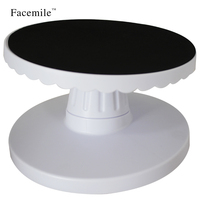 Revolving Stand Tilting Adjustable Gift Rotating Display Stand Turntable decoration Stand Platform Cupcake Stand Plate Tool