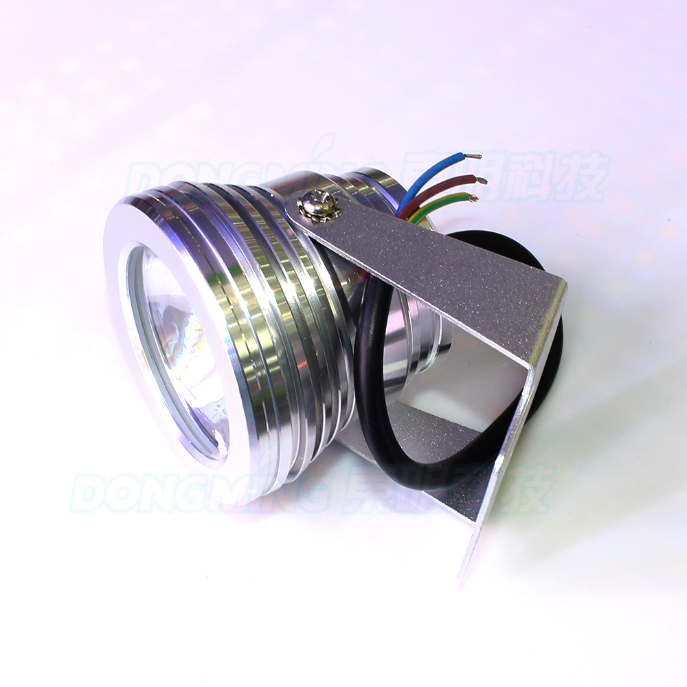 rgb led swimming pool light IP68 Waterproof 12v 10w underwater led ... for Underwater Led Lights For Fountains  55dqh