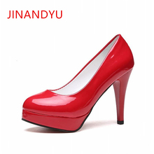 Platform Pumps Women Sexy Extremely High Heels Shoes Bridal Stiletto Red Ladies Wedding Party Shoes Women White Heels Size 42 brand new extreme high heels women sandals platform shoes wedding women pumps bridal shoes woman pumps stiletto heel plus size