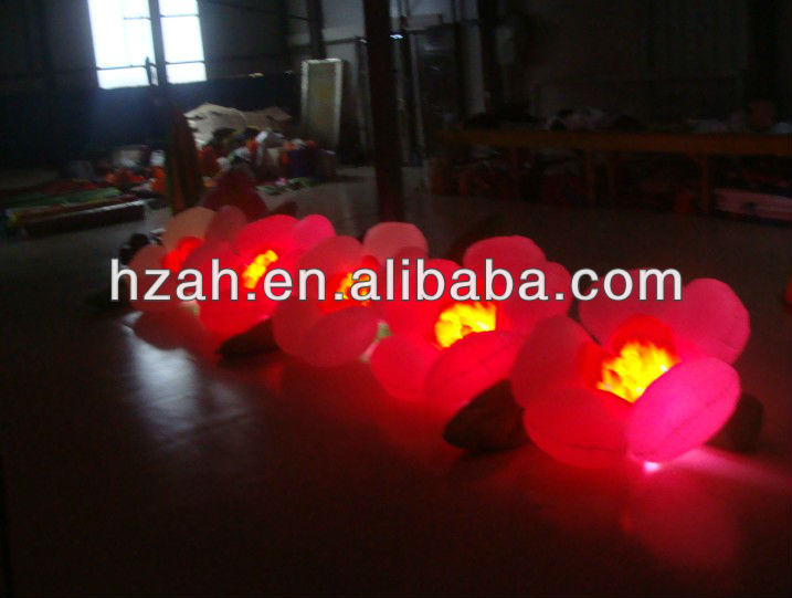 все цены на Popular inflatable decorative flowers Lighted Inflatable Artificial Flower