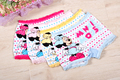 4pcs/lot  girl underwear panties boxer hello kitty hot sale children pants kids wholesale high quality underware cartoon  8110