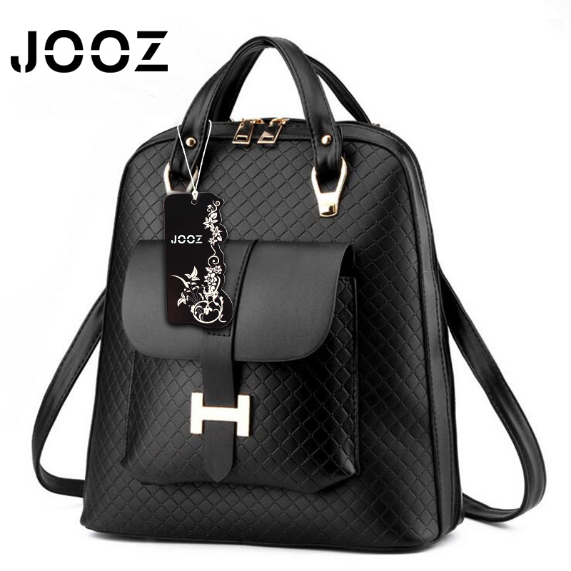 цены  JOOZ Brand New Luxury Fashion Casual Bags Knitting Striped Female School Bags High Quality Women Backpacks Girls Travel Bag