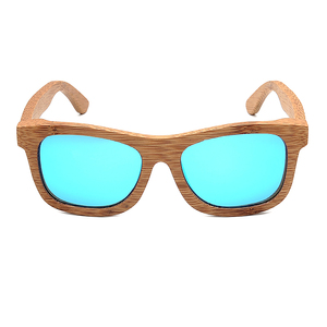 Image 2 - בובו ציפור בציר במבוק עץ משקפי שמש בעבודת יד מראה מקוטב אופנה משקפי ספורט משקפיים תיבת העץ