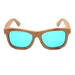Image 2 - BOBO BIRD VINTAGE แว่นตากันแดดไม้ไผ่ Handmade Polarized แฟชั่นแว่นตากีฬาแว่นตาไม้กล่อง