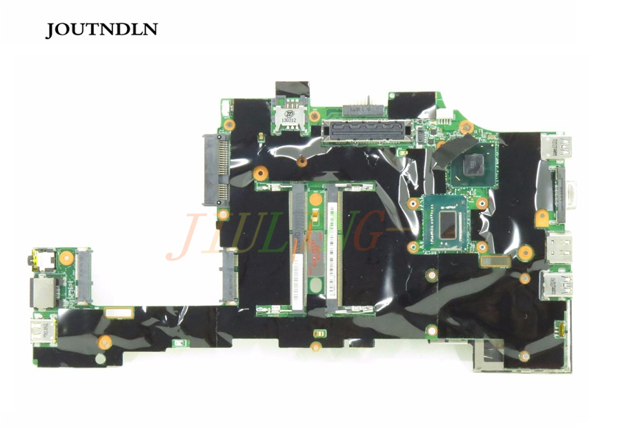 Computer & Office Temperate Joutndln For Lenovo Thinkpad X230 X230i Laptop Motherboard Sr0my I5-3320m Cpu Ddr3 Fru 04x1401 00hm352 04w6686