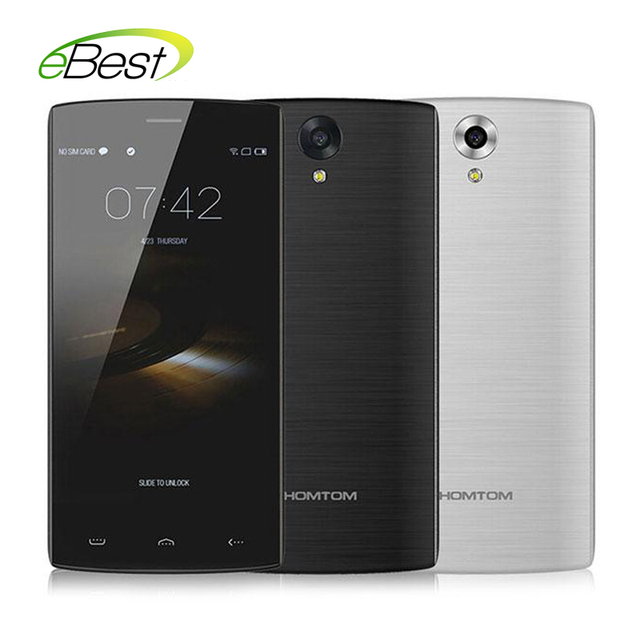 Homtom Ht7 Pro Android Smart Phone 5.5 Inch 1280*720 Hd 2gb Ram 16gb Rom Mtk6735 64-bit Quad Core Gps Mobile Phone