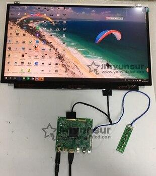 17.3 pollice 3840*2160 4 k Nuovo Originale UHD IPS Display DisplayProt DP Bordo di Driver del Modulo LCD Schermo del Monitor computer portatile del PC