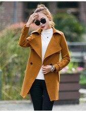 women jacket spring jacket women Spring new Women Korean Slim and long sections women windbreaker jacket free shipping