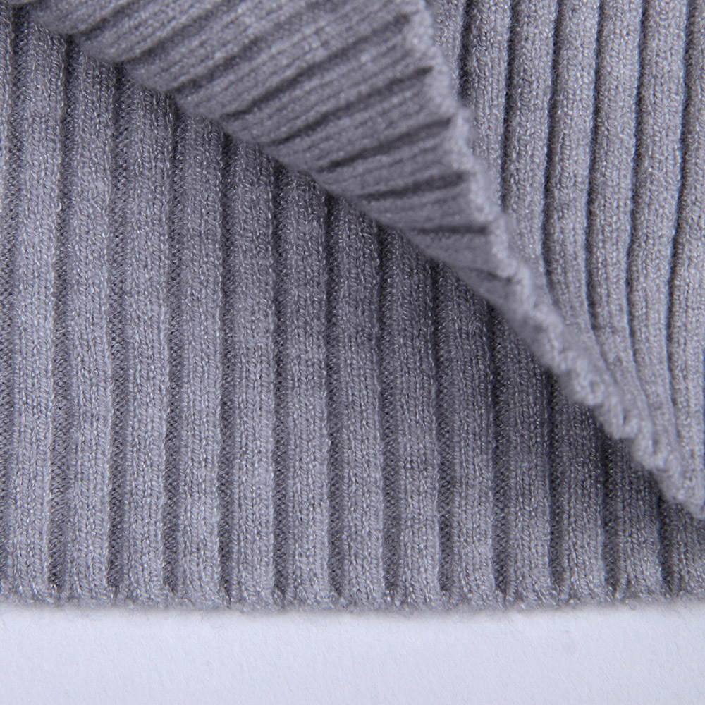 Hochwertige Kaschmir Winter Pullover Pullover mit hohem Kragen - Damenbekleidung - Foto 6