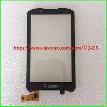 10 قطعة/الوحدة الأصلي جديد شاشة تعمل باللمس عرض ل رمز موتورولا زيبرا TC20 TC25 لوحة اللمس الزجاج محول الأرقام