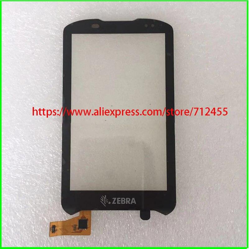 10pcs/lot Original new touch screen display for Motorola Symbol Zebra TC20 TC25 touch panel glass DigitizerTablet LCDs & Panels   -