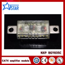 BGY835C  860MHz 34dB Gain Push-Pull RF CATV Amplifier Module