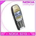 Nokia 6310i 6310i hotsale clássico original do telefone móvel um ano de garantia frete grátis