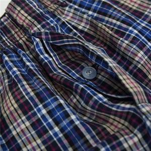 Image 5 - Cueca boxers masculina, 2019, 5 unidades, solta, de algodão, macia, flecha, calças, roupa íntima doméstica, base clássica homens