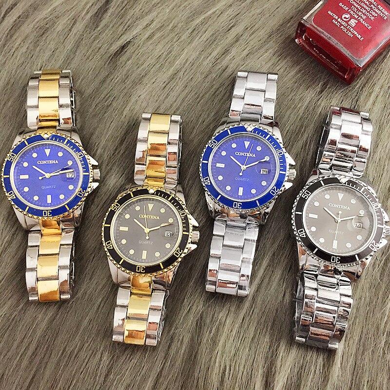 Luxury Women Quartz Watch Stainless Steel Rosefield Wrist Watches New Design Adjustable Dress Clock Arabic Watch Women 2018