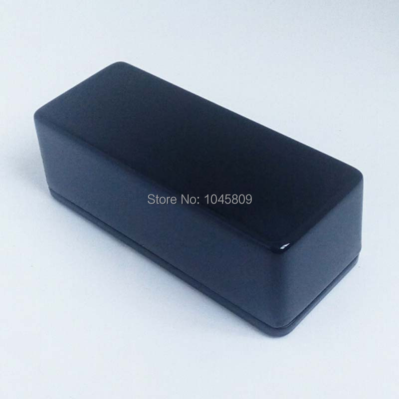 5PCS/Lot 1590A Style Black Color New Guitar Effect Pedal box MINI Aluminium GUITAR PEDALS BOX (Free Shipping )