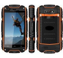 "En Stock Descubrimiento V8 Teléfono A Prueba de agua 4.0 ""IPS MTK6572 Dual Core Android 4.4 5MP 512 MB RAM 4 GB ROM Dual Sim GPS 3G Smartphone"