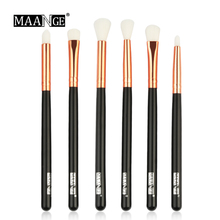US $0.99 30% OFF|MAANGE Eye Shadow Brushes Set Professional 1/6pcs Makeup Brush For Eyeshadow Blend Concealer Shading Highlighter Make Up Brush-in Eye Shadow Applicator from Beauty & Health on Aliexpress.com | Alibaba Group