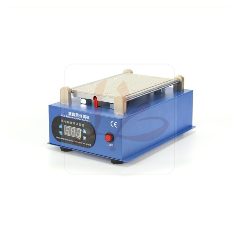LY 947V.3 LCD Separator Repair Machine 7 inch with Built-in Air vacuum Pump 220V or 110V 2sets lot lcd separator machine 950 v 3 220v 110v with built in air pump free txa to europe