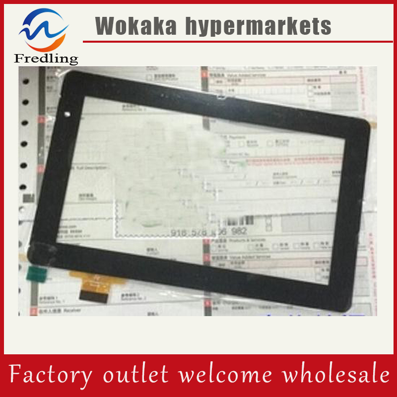 New 7 CROWN B708 Tablet touch screen Touch panel Digitizer Glass Sensor Replacement Free Shipping new touch screen for 7 dexp ursus a370i tablet touch panel digitizer glass sensor replacement free shipping