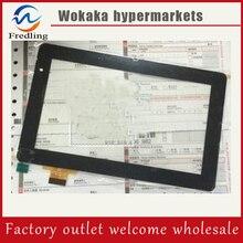 """Nuevo 7 """"CORONA B708 Tablet de pantalla táctil Touch Reemplazo digitalizador del Sensor de Cristal Envío Gratis"""