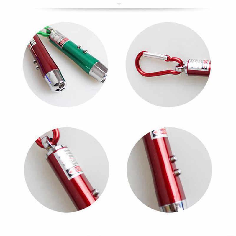 Красный лазерный прицел белый свет звезды лазерный светодиодный фонарик Кемпинг инструменты с батареей для офиса/обучения/встречи лазерная ручка