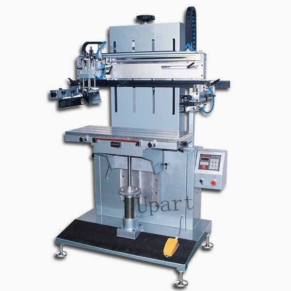 4060 Heighten Worktable Semi Automatic Screen Printing Machine