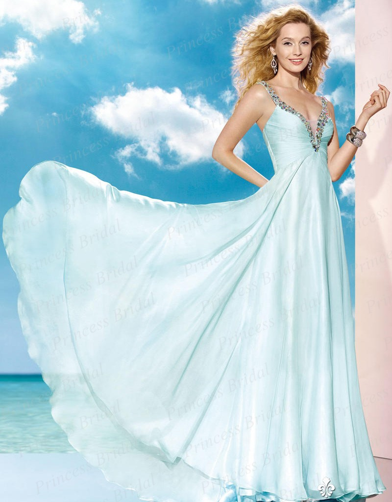Online Get Cheap Long Flowy Prom Dresses -Aliexpress.com - Alibaba ...