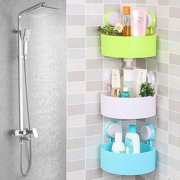 Plastic Corner Shower Caddy